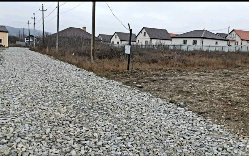 Хорошие земельные участки в ст. Раевская