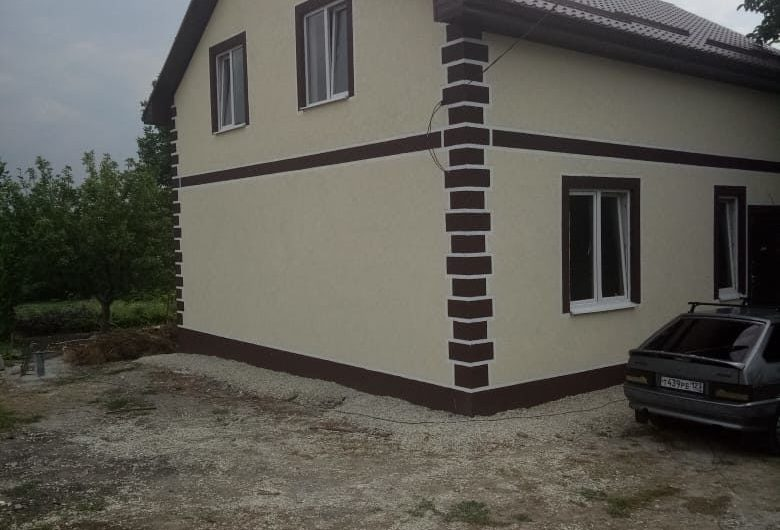 Дом в ст. Натухаевской