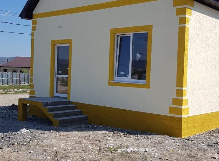 Продажа нового дома станице Раевская