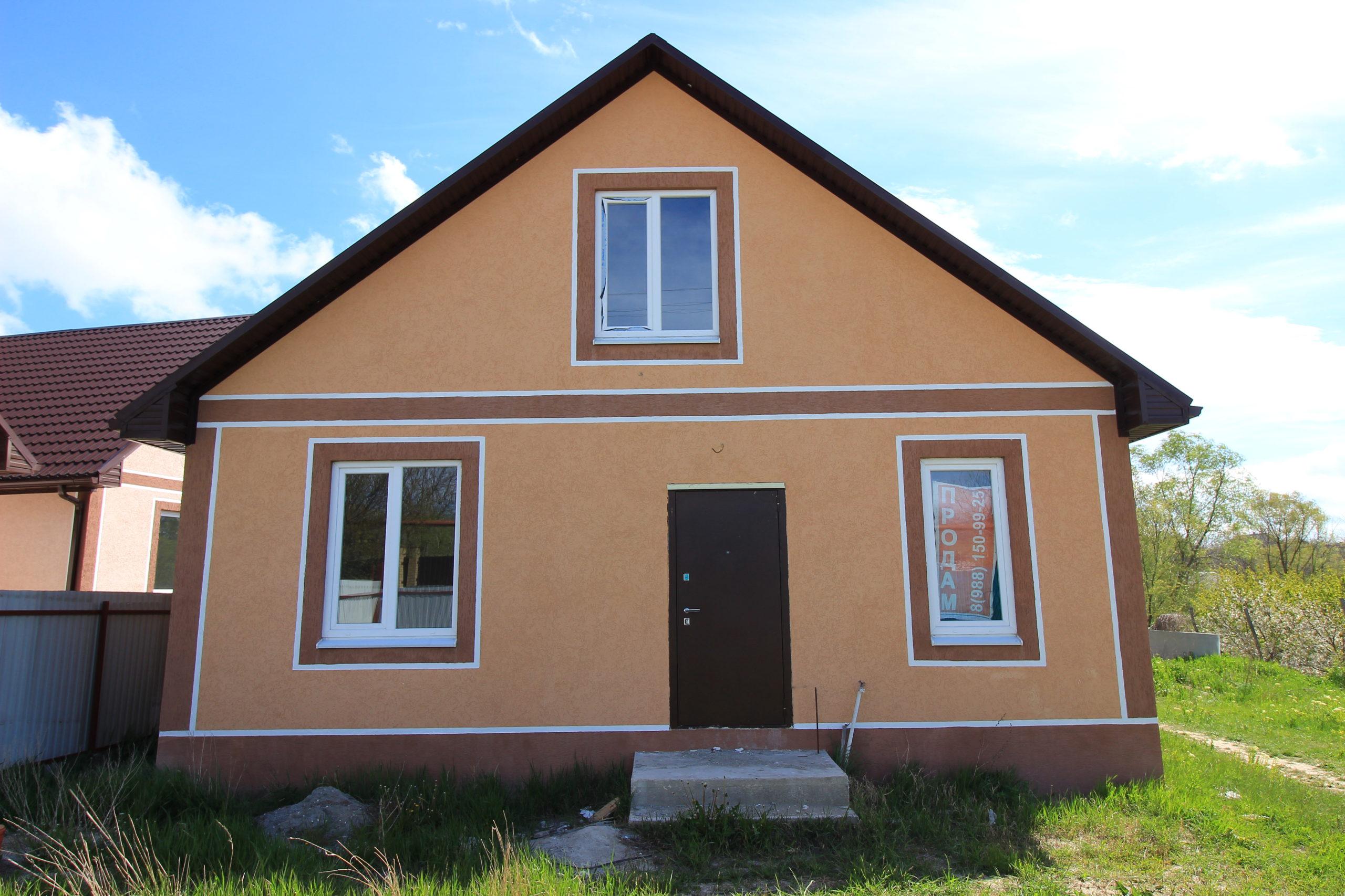 Продажа нового дома в центре ст. Раевской