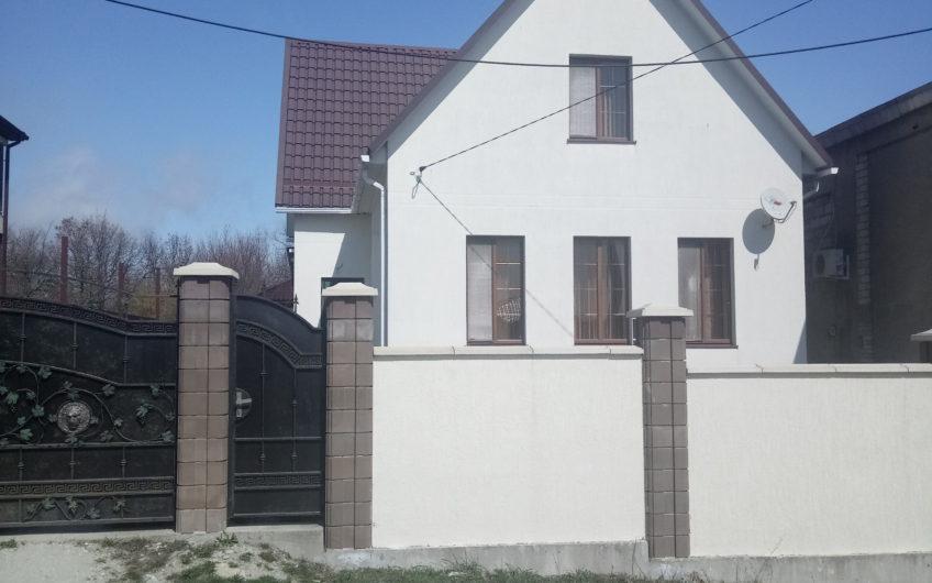 Классный дом в Борисовке